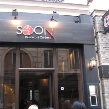Restaurant Soon  Rue Jean Mermoz