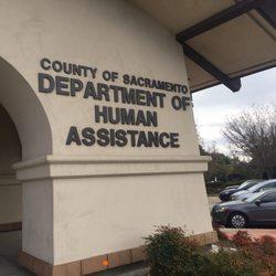 Department Of Human Assistance Sacramento County Public Services