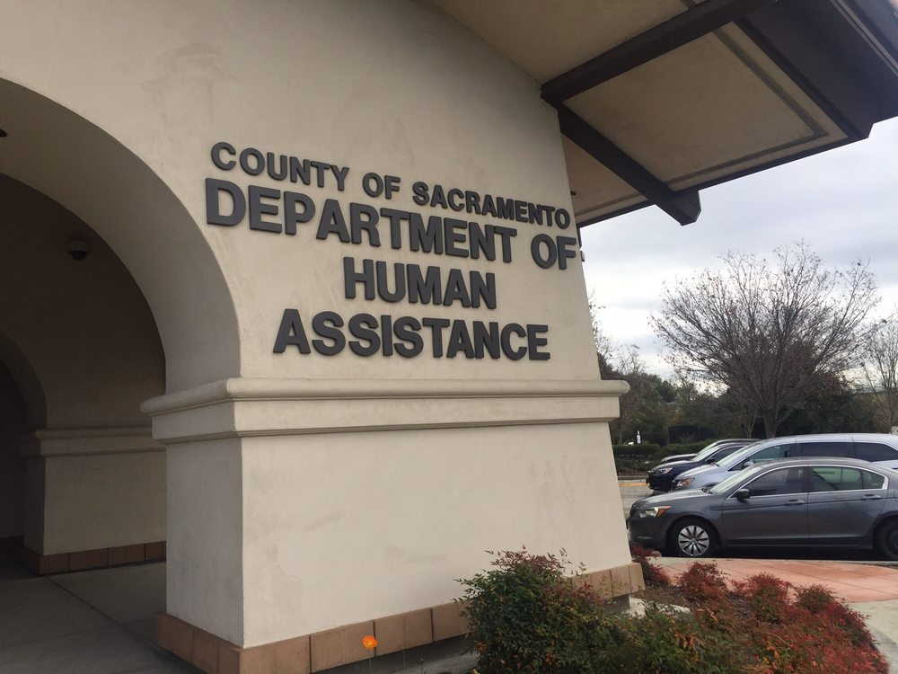 Department of Human Assistance, Sacramento County: 2700 Fulton Ave, Sacramento, CA