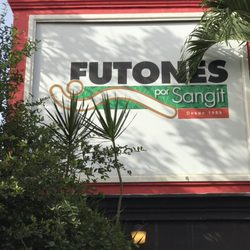 Photo Of Futones Por Sangit   San Juan, Puerto Rico, Puerto Rico. Sign
