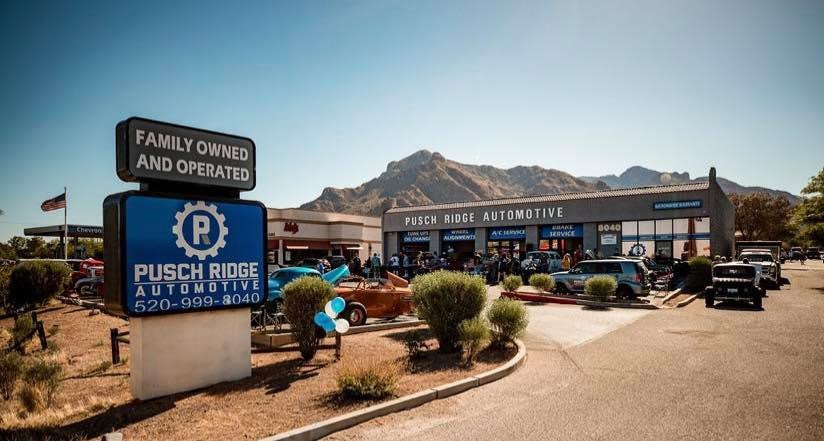Towing business in Oro Valley, AZ