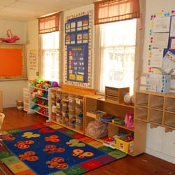 Photo Of North Guilford Nursery School   Guilford, CT, United States.  Colorful Classrooms