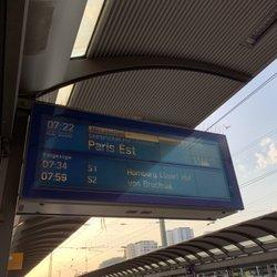 Kaiserslautern Hbf - Train Stations - Bahnhofstr  1, Kaiserslautern