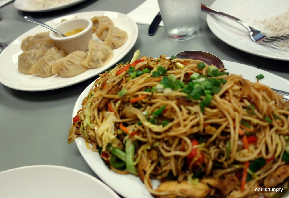 Himalayan Kitchen Buffet Menu