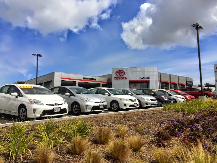 Hanlees Hilltop Toyota 65 Photos Amp 306 Reviews Garages