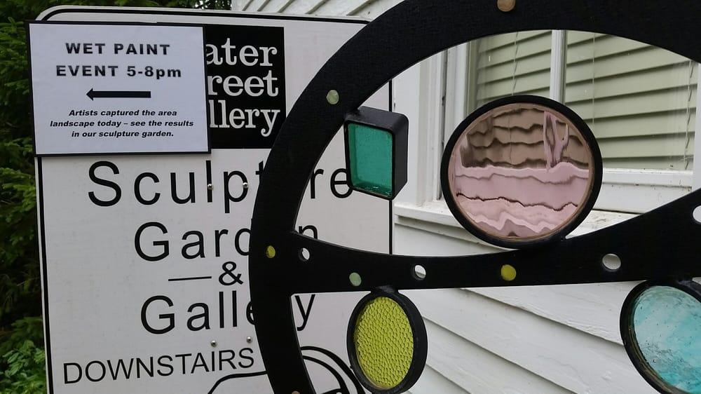 Water Street Gallery: 98 Center St, Douglas, MI