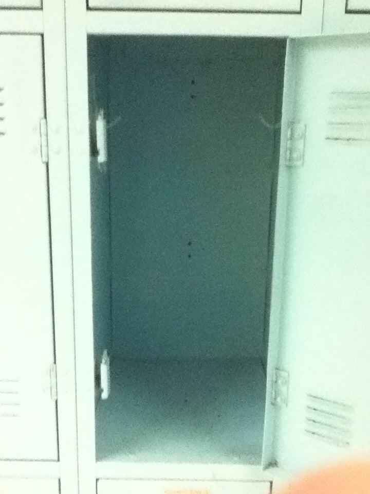 Empty Locker Yelp