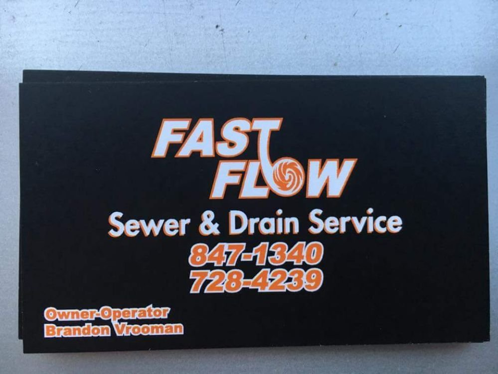 Fast Flow Sewer & Drain Service: 2503 Duanesburg Rd, Duanesburg, NY