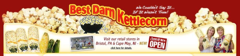 Best Darn Kettlecorn: 498 Green Ln, Bristol, PA