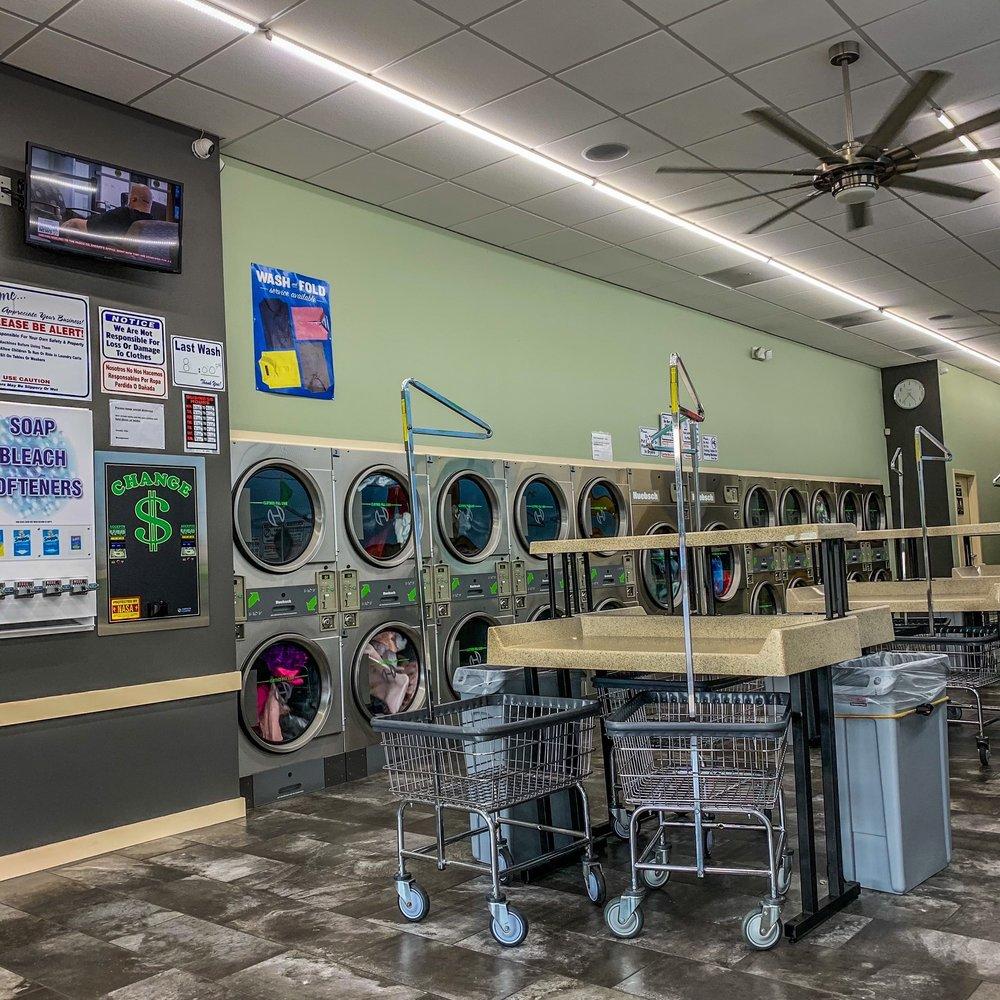 Laundry City: 3631 Havendale Blvd, Auburndale, FL
