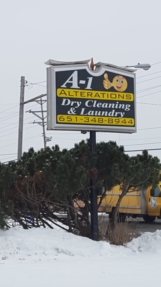 A-1 Alterations, Dry cleaning and Laundry: 2724 Rice St, Little Canada, MN