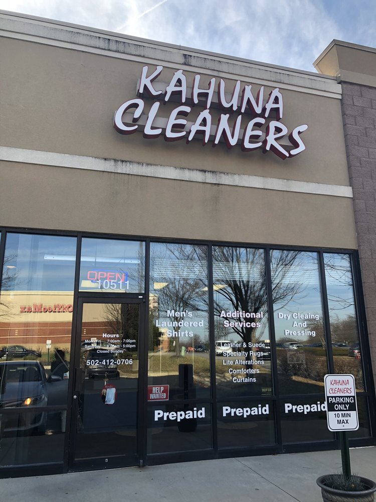 Kahuna Cleaners: 10511 Fischer Park Dr, Louisville, KY