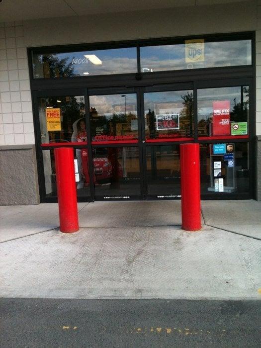 Office Depot: 14008 E Sprague Ave, Spokane Valley, WA