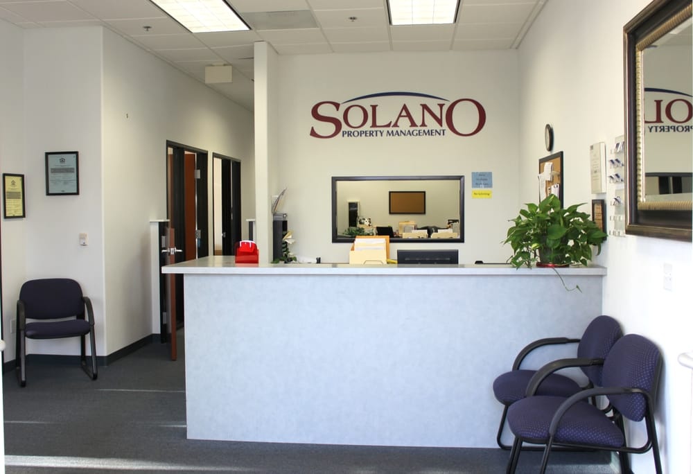 Solano Property Management In Fairfield