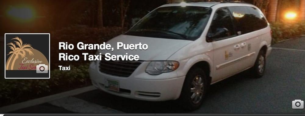 Rio Grande, Puerto Rico Taxi Service: Rio Grande, PR