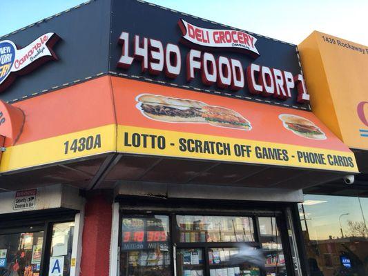 1430 Food Corp 1 Delis 1430 Rockaway Pkwy Canarsie Brooklyn