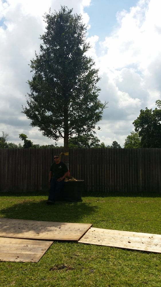 Photo Of Natural Wonders Landscaping Houston Tx United States 200 Gallon Live