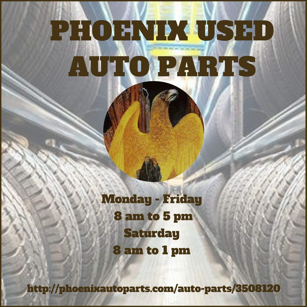 Phoenix Auto Parts >> Phoenix Auto Parts Closed Auto Parts Supplies 7 Mcadam St