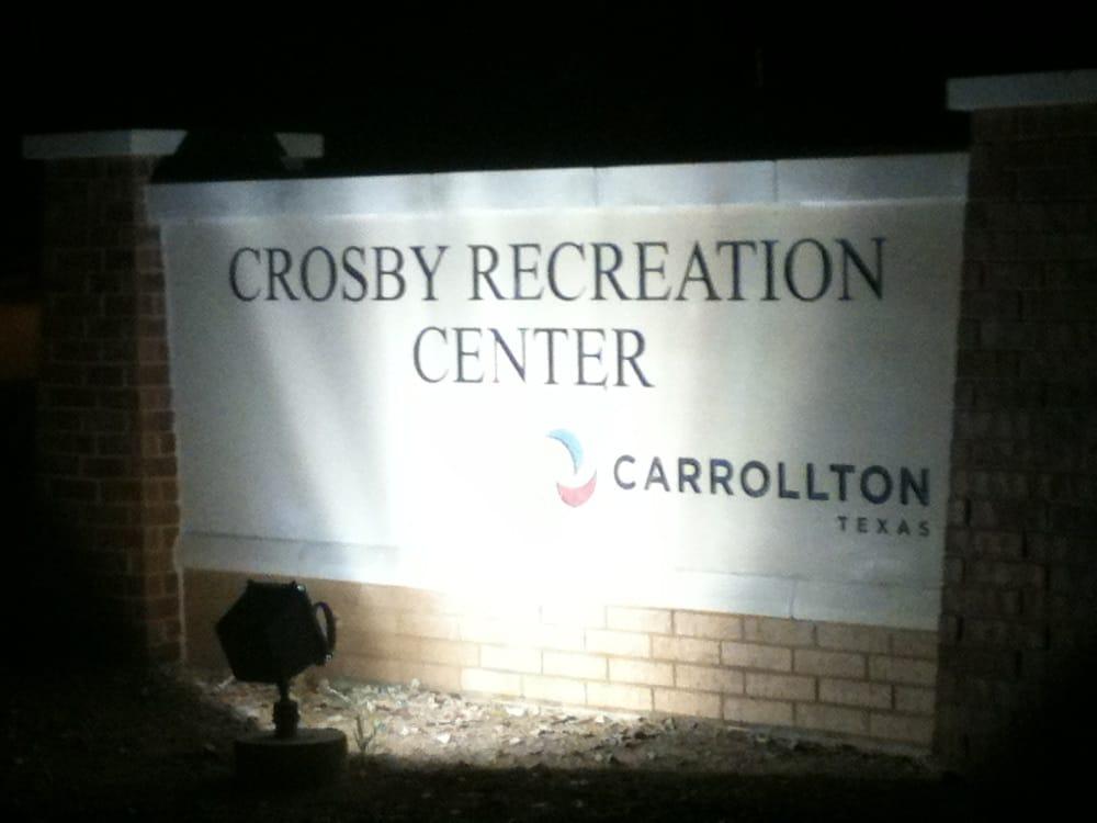 Crosby Recreation Center: 1610 E Crosby Rd, Carrollton, TX
