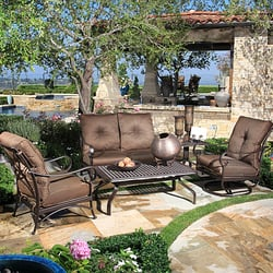 Lovely Photo Of Casual Living Patio U0026 Fireside   Frisco, TX, United States