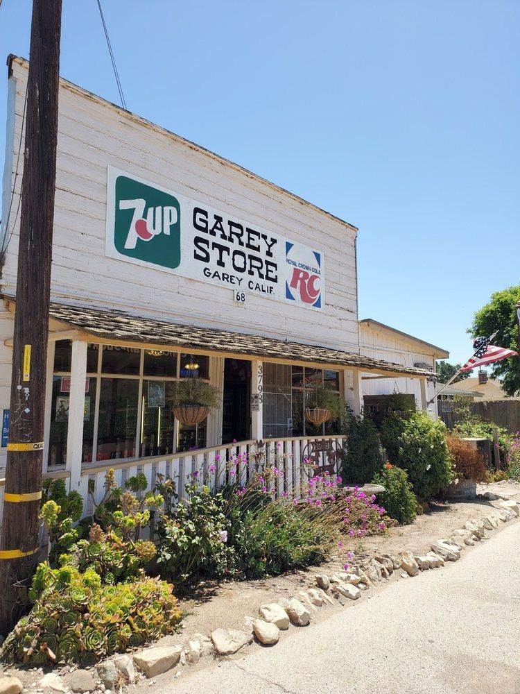 Garey Store: 3798 Foxen Canyon Rd, Santa Maria, CA