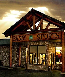 Basin Sports: 511 W Main St, Vernal, UT