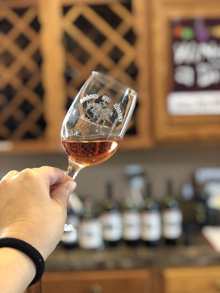Brooks Hill Winery: 2746 Brooks Hill Rd, Brooks, KY