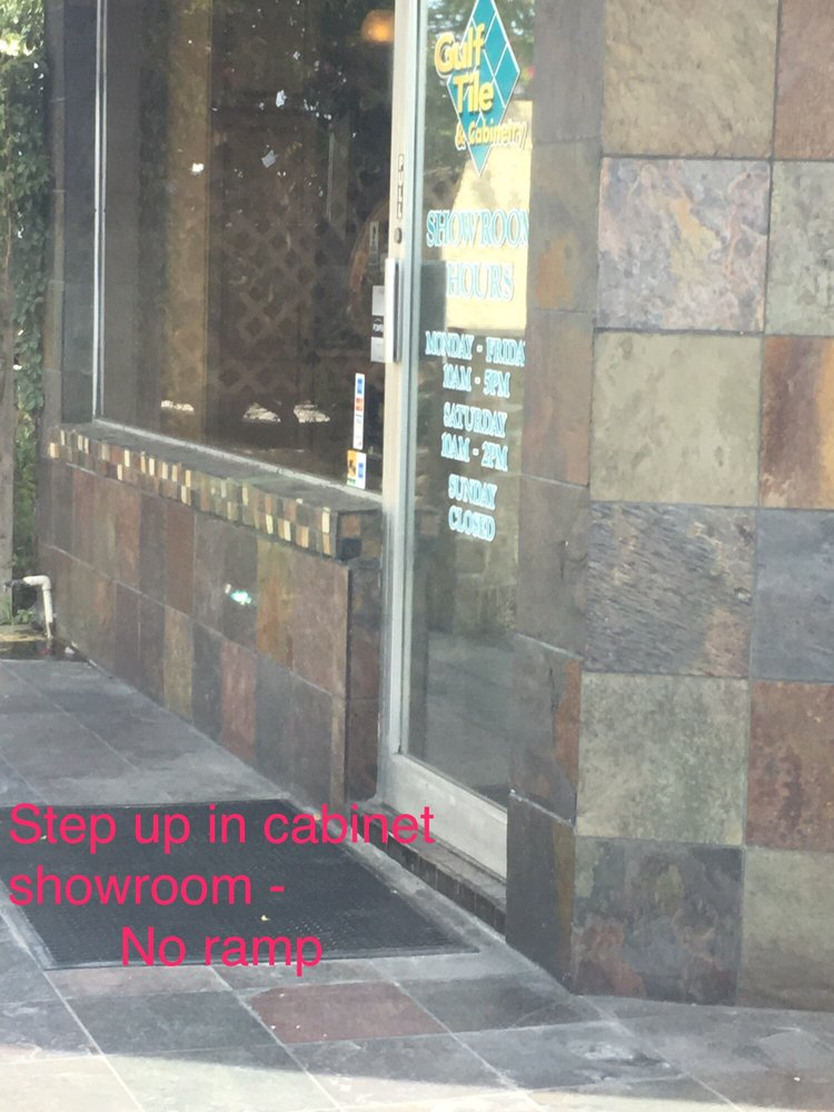 Gulf Tile Cabinetry Flooring 2318 W Columbus Dr West Tampa Fl Phone Number Yelp