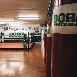 Doria boxing team boxning via pietro mascagni 6 for Via pietro mascagni 8 milano