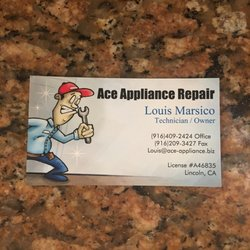 Ace Appliance Repair 2019 All You Need To Know Before