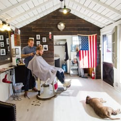 The Den Barber Shop & Shave Parlor - 22 Photos & 73 Reviews - Barbers...