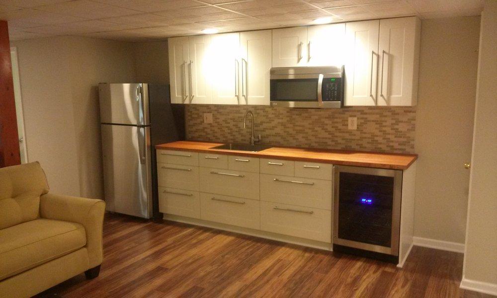 Ikea Basement Kitchenette   Yelp