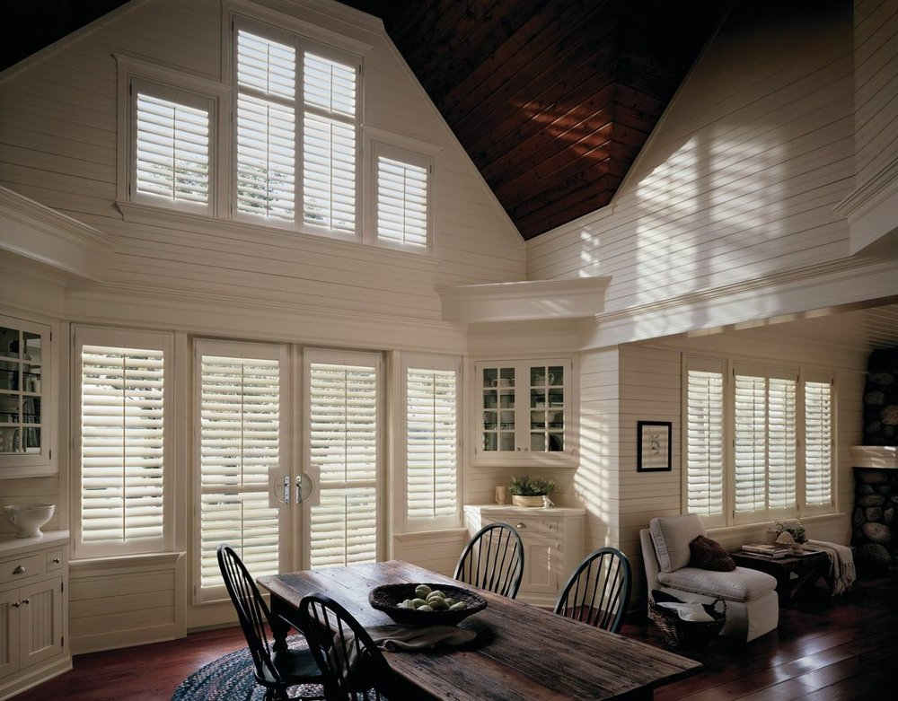 Shutters, Blinds, & Tint of TN: Behind Christmas Lumber, Knoxville, TN