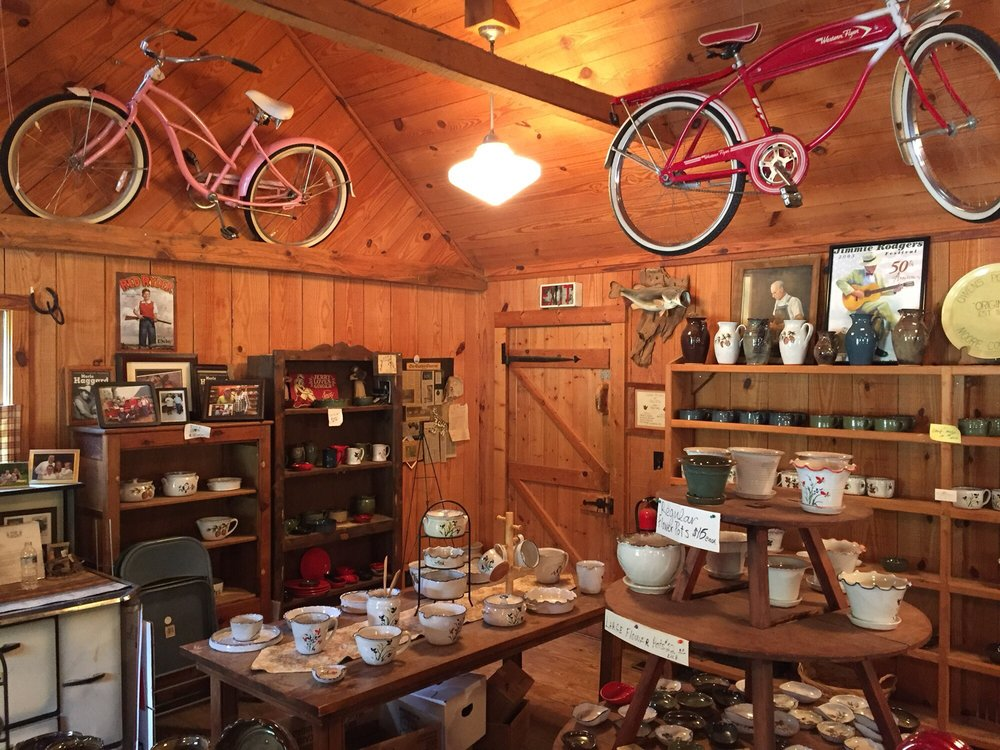 Owens Pottery: 3728 Busbee Rd, Seagrove, NC