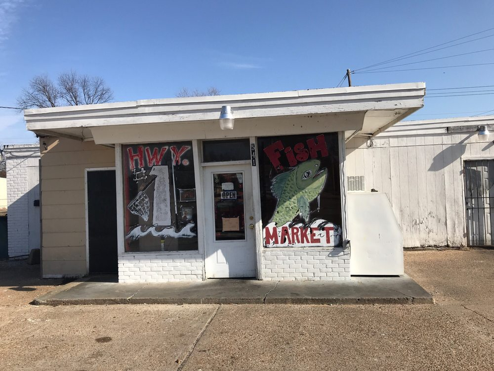 Highway One Fish Market: 541 Martin Luther King Jr Blvd, Greenville, MS