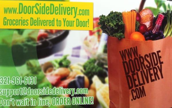 doorside delivery food delivery forrestal ave holden