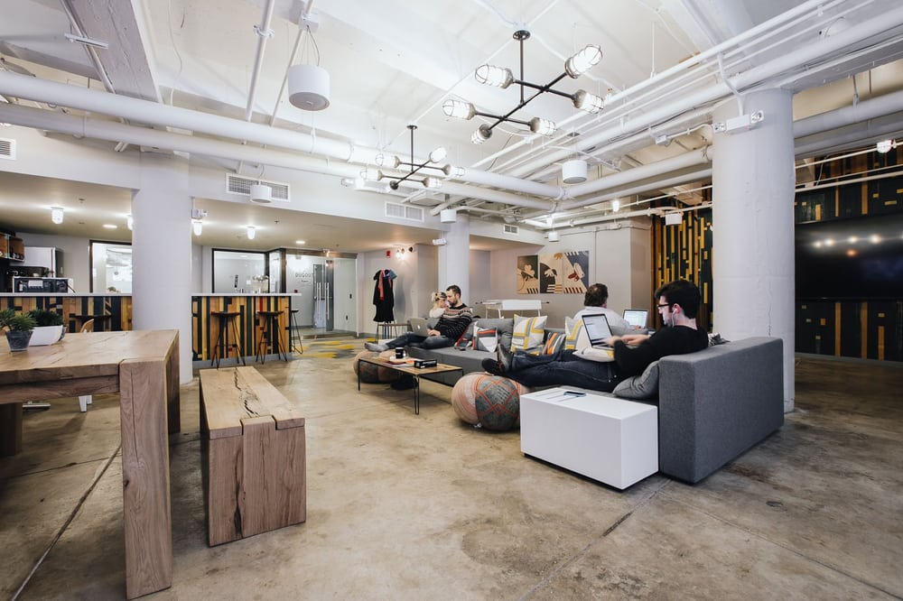 WeWork Fort Point