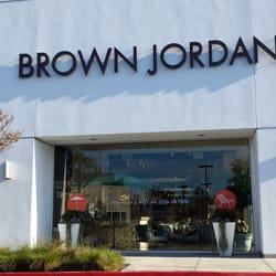 brown jordan outdoor furniture stores 8521 melrose ave west