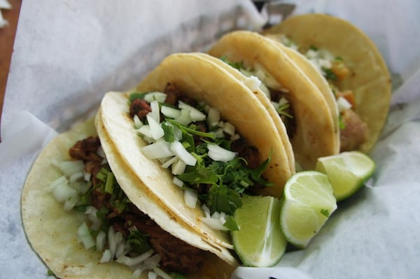 Big Steve's Street Tacos: Folsom, CA