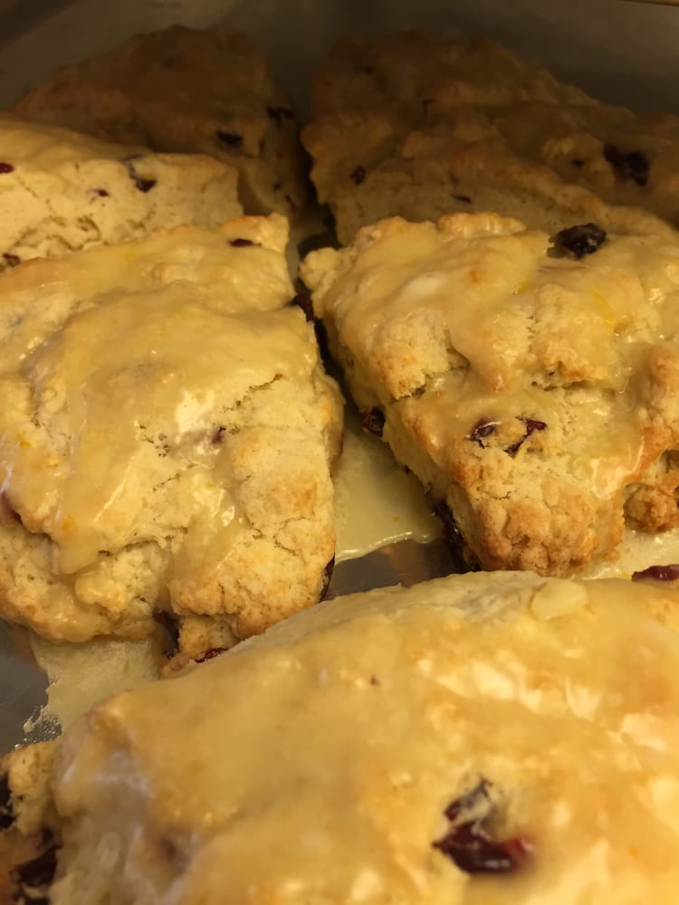 Andi's Coffee & Bakery: 738 Broadway St, Sheridan, WY