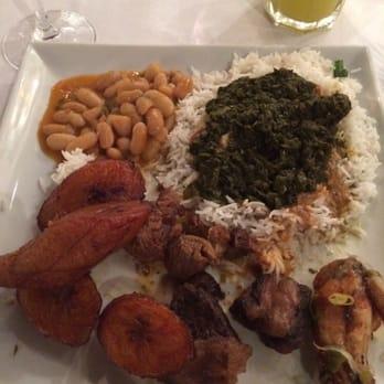 Inzia 10 foto 39 s afrikaans rue de la paix 37 matonge for Yankey cuisine africaine a volonte