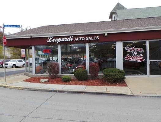 leopardi auto sales 2435 saw mill run blvd pittsburgh pa truck rh mapquest com