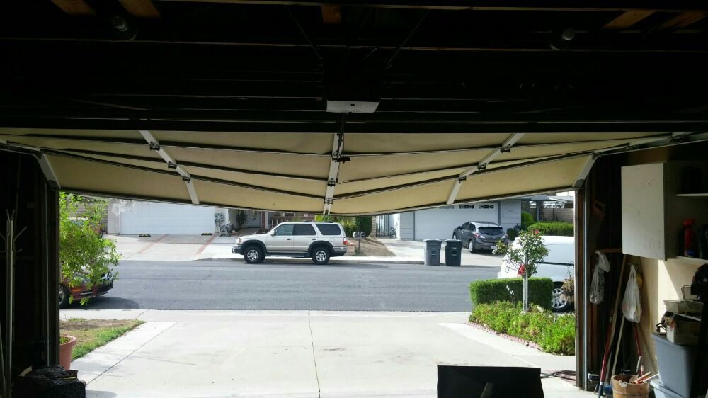 We can repair it call us today yelp for Garage door repair orange county ca