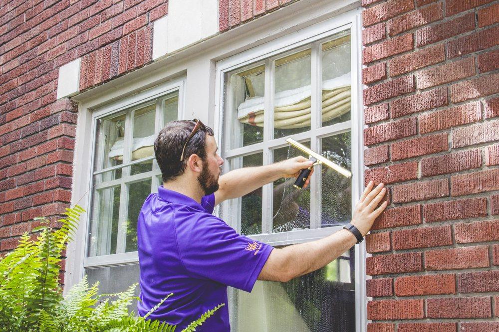 Window Genie of Champaign: 701 Devonshire Dr, Champaign, IL