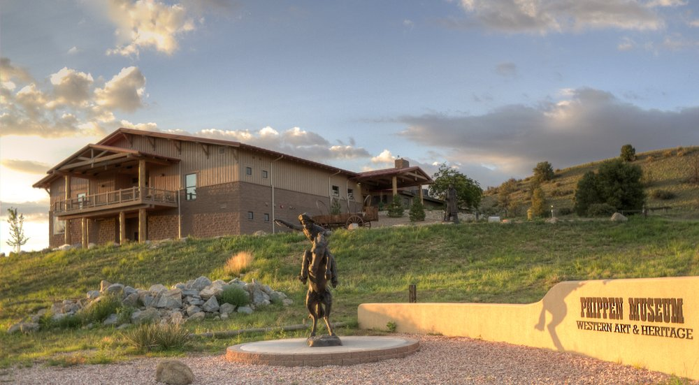 Phippen Museum: 4701 N State Rt 89, Prescott, AZ