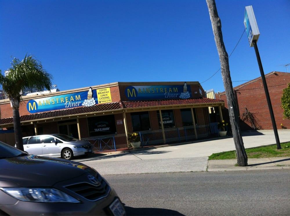 Fast Food Near Grant Park