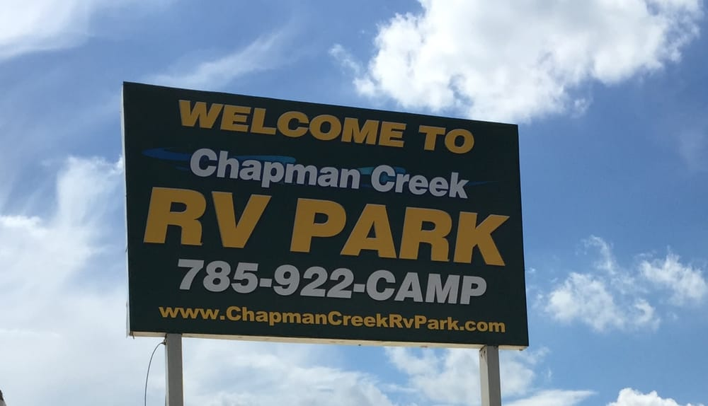 Chapman Creek RV Park: 2701 N Marshall St, Chapman, KS