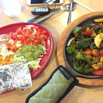 Photo Of Mi Veracruz Mexican Grill Tuscola Il United States Vegetarian Fajita