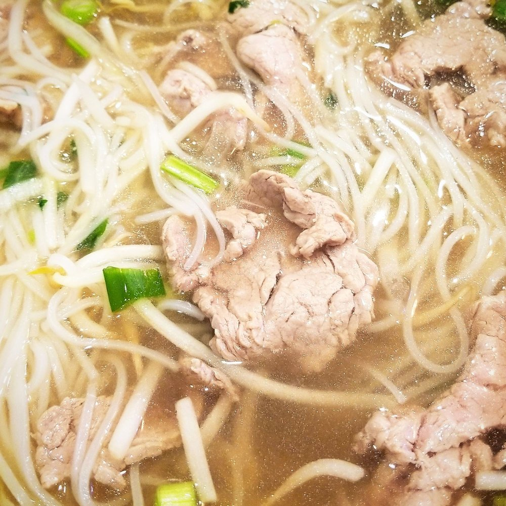 Food from Pho 21