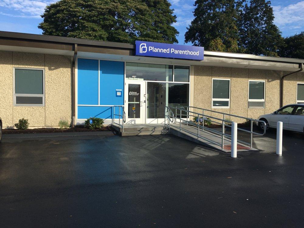 Planned Parenthood: 4697 Main St, Bridgeport, CT
